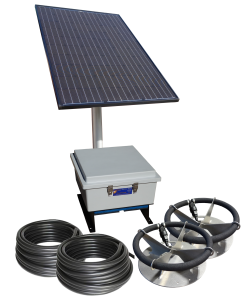 BLDC Solar Aerator